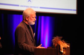 Claes-Göran Svedin, professor i barn- och ungdomspsykiatri