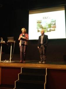 Monica Brendler och Anders Hjern